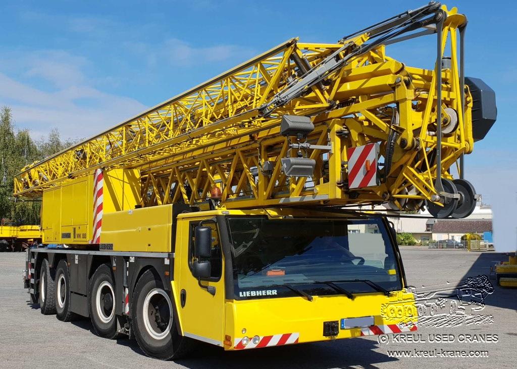 crane companies Sydney
